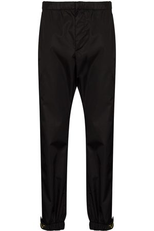 Prada Renylon tapered track pants