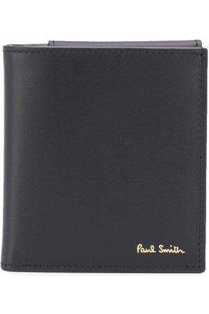 Paul Smith Logo-print billfold wallet