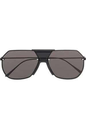 Bottega Veneta Aviator-frame sunglasses