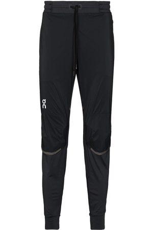 On Running Black Running track pants