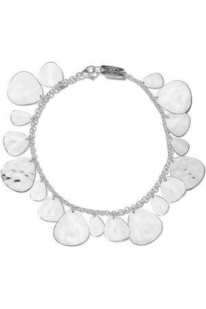 Ippolita Classico Crinkle Hammered Nomad bracelet
