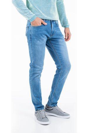 Pepe Jeans Muži Džíny - Pánské modré džíny Stanley