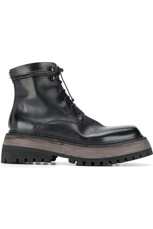 MARSÈLL Lace-up annkle boots