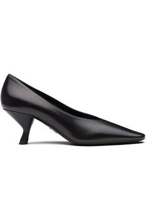 Prada Pointed toe mid-heel pump