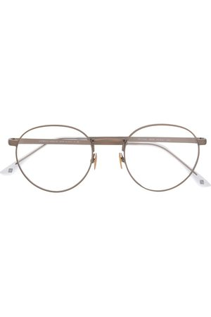 Armani Round frame glasses