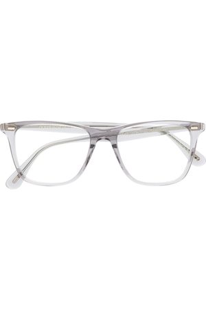 Oliver Peoples Nisen rectangular frame glasses