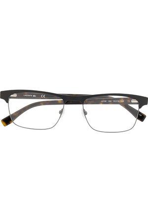 Lacoste Square frame glasses