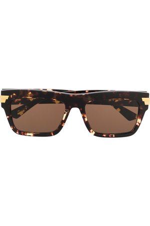 Bottega Veneta Square-frame sunglasses