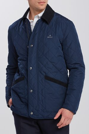 GANT Bunda D1. Quilted Barn Jacket