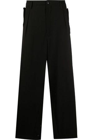 YOHJI YAMAMOTO Straight loose fit trousers