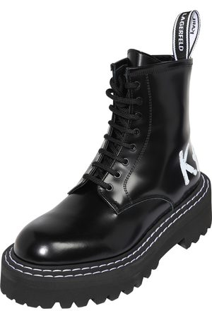 Karl Lagerfeld Šněrovací boty 'PATROL II