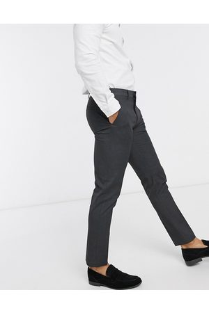 River Island Smart trousers in grey