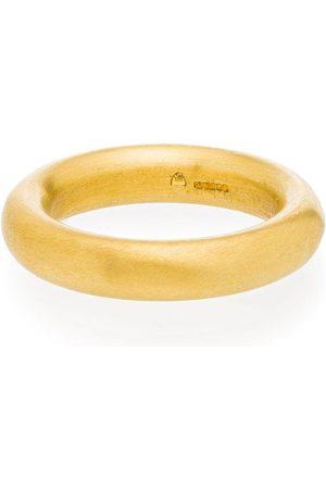 Shola Branson 14kt yellow gold ring