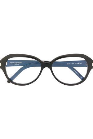 Saint Laurent Soft-square frame glasses