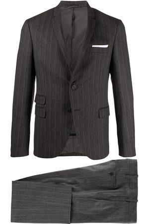Neil Barrett Pinstriped single-breasted suit