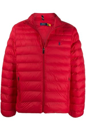 Polo Ralph Lauren Logo-embroidered padded jacket