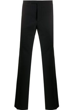 RAF SIMONS Straight leg tailored trousers