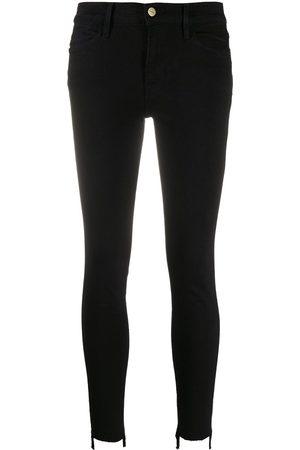 Frame Ženy Úzké nohavice - Cropped skinny trousers
