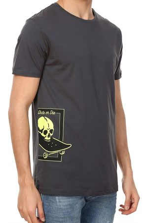 JOHN FRANK Pánské tričko JFTLW05 L