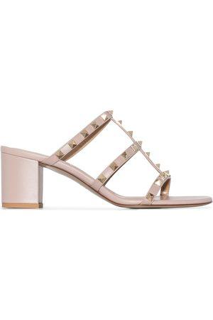 Valentino Garavani Rockstud 60mm leather sandals