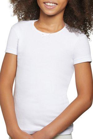 YSABEL MORA Dívčí bavlněné tričko Simple