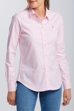 GANT Košile Stretch Oxford Solid