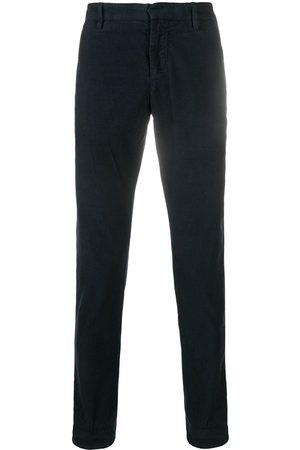 Dondup Muži Úzké nohavice - Gaubert corduroy slim-fit trousers