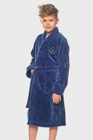 L - L Chlapci Župany - Chlapecký župan Elegant modrý