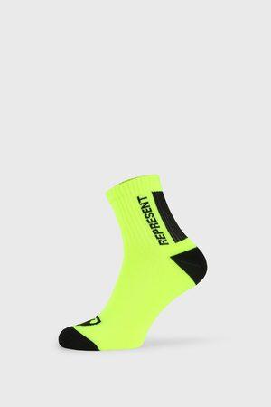 Represent Žluté ponožky Simply Logo