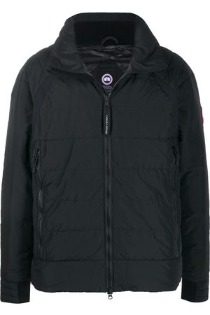 Canada Goose Zipped puffer jacket