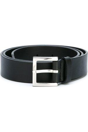 Orciani Muži Pásky - Embossed cut edge belt