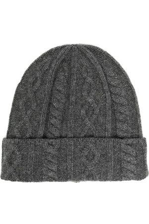 Brunello Cucinelli Cable knit beanie hat