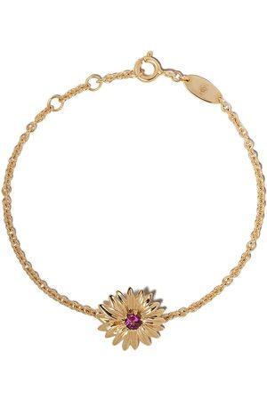 Aurélie Bidermann 18kt yellow gold Bouquet pendant bracelet
