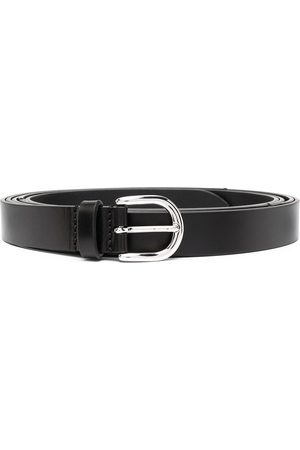 Isabel Marant Buckled leather belt