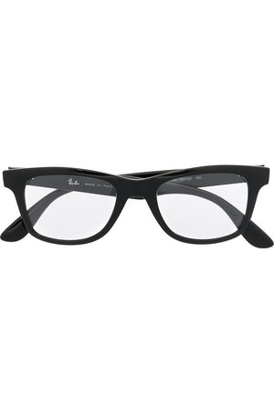 adidas Rectangle frame glasses