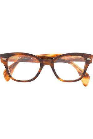 Ray-Ban Square frame tortoise-shell glasses