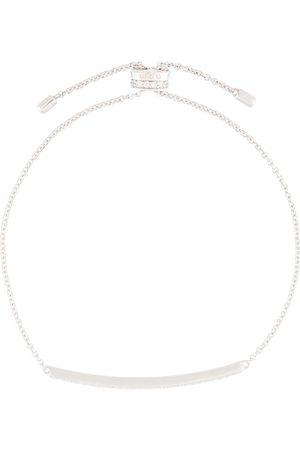 APM Monaco Croisette paved line adjustable bracelet