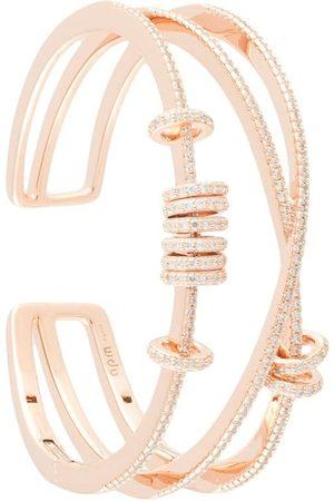 APM Monaco Sliding rings triple open cuff