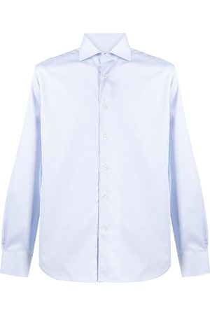 corneliani Formal poplin shirt