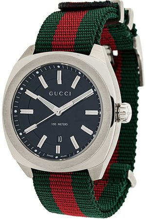 Gucci Muži Hodinky - GG2570 41mm
