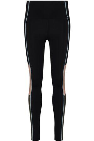 P.E Nation Fast Lane colour-block leggings