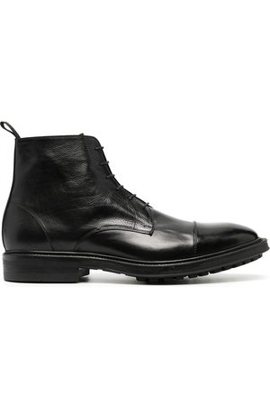 Paul Smith Polished oxford boots