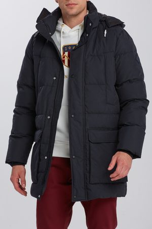 GANT Muži Vesty - Bunda D2. The Long Alta Down Jacket