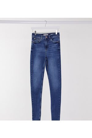 New Look Lift and shape skinny jean in mid blue