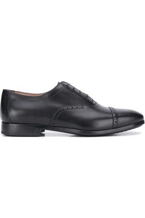 Salvatore Ferragamo Riley leather brogues