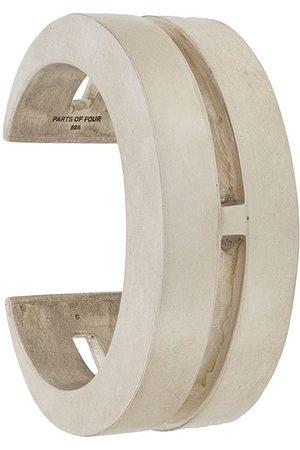 PARTS OF FOUR Crescent Crevice bracelet