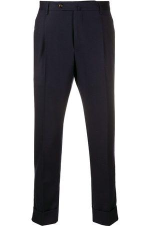 PT01 Pleat-detail trousers