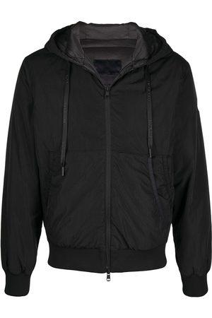Moncler Logo patch rain jacket