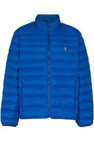 Polo Ralph Lauren Embroidered logo puffer jacket