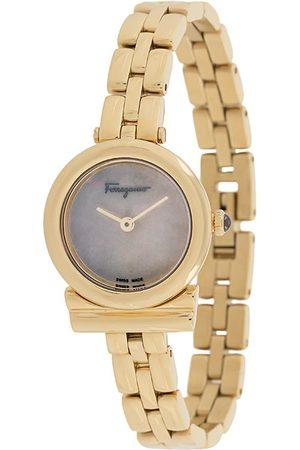Salvatore Ferragamo Gancio bracelet watch